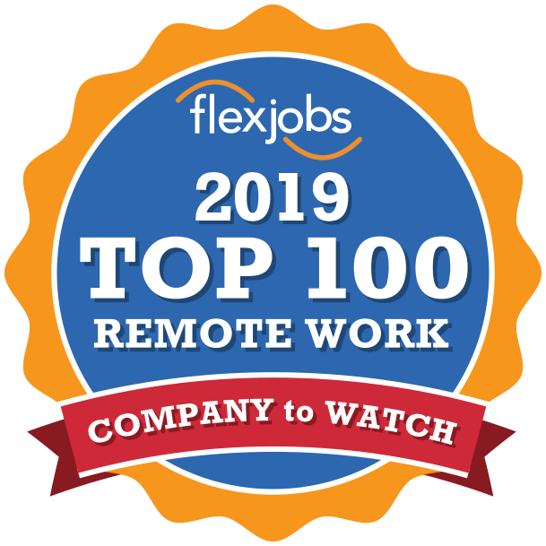 FlexJobs 2019 Top 100 Companies with Work from Home Jobs