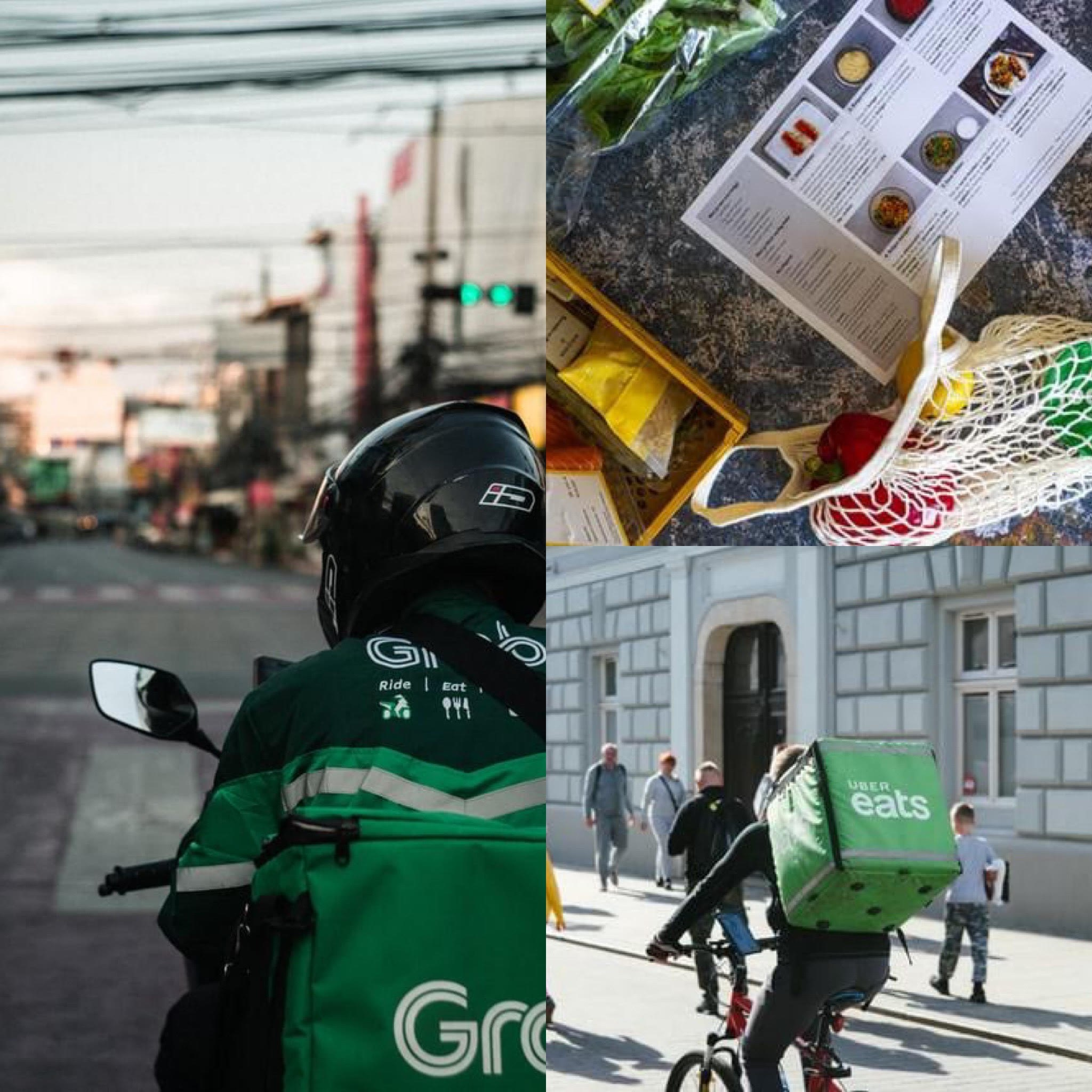 Food and grocery deliveries